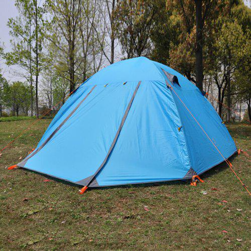 & Hasky JK - 118 Camping Tent - $93.19 Free Shipping|Gearbest.com
