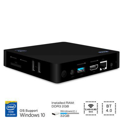 Refurbished Z83II Mini PC Windows 10 64bit
