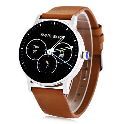 SMA - 09 Bluetooth Smart Watch iOS Android Compatible Image