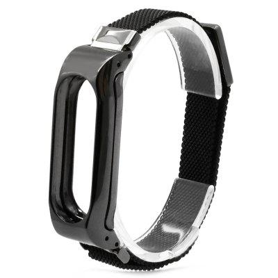 Refurbished Milanese Stainless Steel Strap for Xiaomi Miband 2