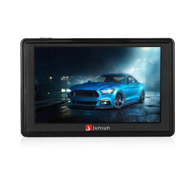 Refurbished Junsun D200 5.0 inch Car GPS Navigator