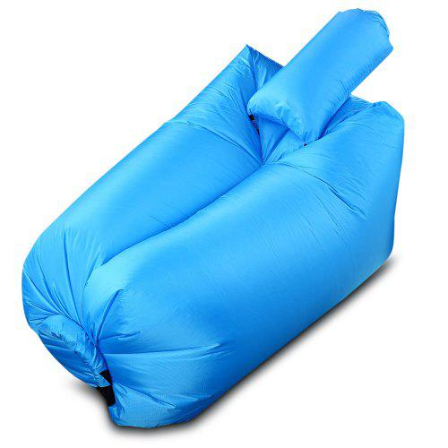 Incredible Ultralight Inflatable Lazy Sofa With Pillow Beach Chair For Leisure Activities Ocoug Best Dining Table And Chair Ideas Images Ocougorg