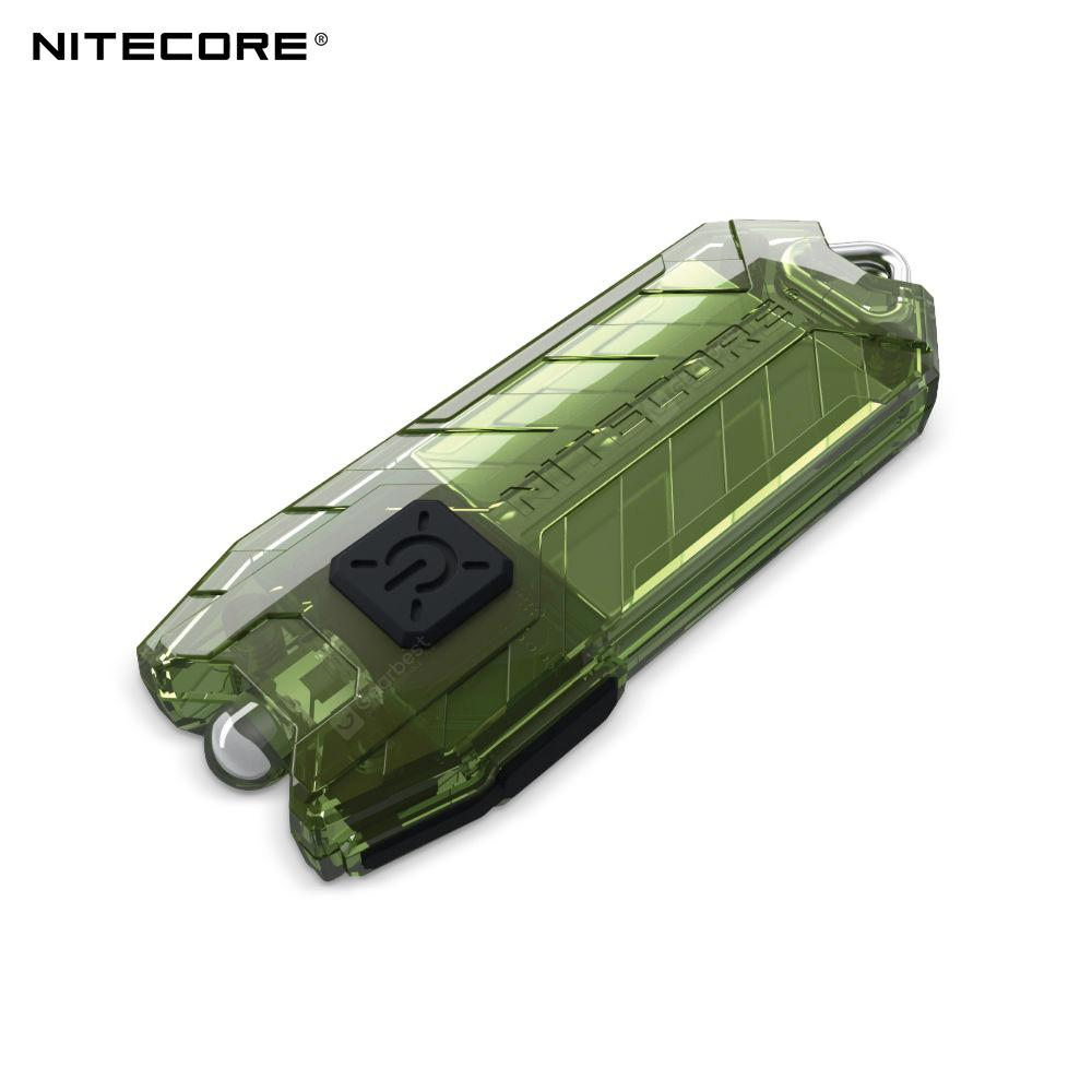 Nitecore TUBE LED Keychain Light - GREEN