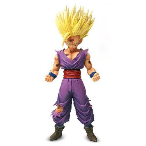 Dragon Ball Action Figure One Piece Anime Figure Battle Toys Slime Stickers Baby Toys Toys For Children Gift Puzzle Girls Boys Toys & Hobbies