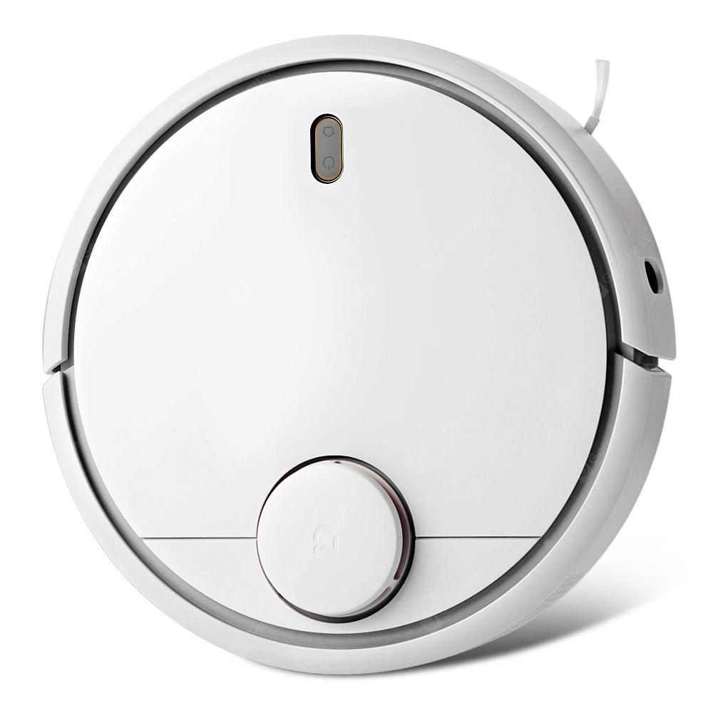 Xiaomi Mijia Smart Robot Vacuum Cleaner LSD and SLAM 1800Pa 5200mAH with APP Control - Magazzino CN-099