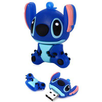 16GB Stitch Style USB 2.0 Flash Disk / Drive