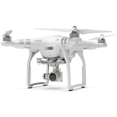 Refurbished DJI Phantom 3 Advanced GPS App FPV Remote Control Quadcopter with 1.2MP HD Camera RTF UFO