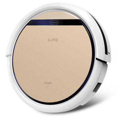 ILIFE V5S Pro Intelligent Robotic Vacuum Cleaner 6 pcs x hepa filter of ilife robot vacuum cleaner for ilife v3s v5 v5pro v5s cw310 replacement hepa robot vacuum cleaner parts