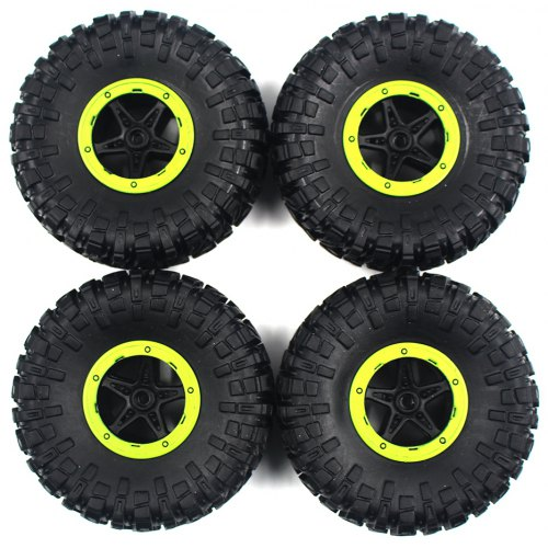 4Pcs Extra Wheel for HB - P1803 HBP1803 Climbing Car