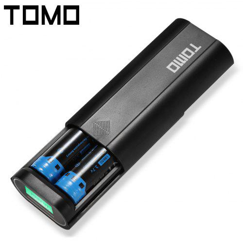 TOMO V8 - 2 18650 Battery Charger $13.72 Free Shipping|GearBest.com