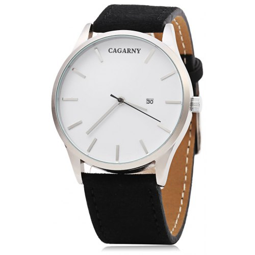 CAGARNY 6850 Quartz Watch Men Business Style