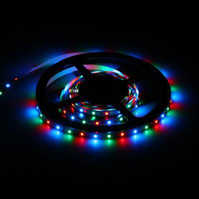 5 Meters x 60 SMD - 2835 LEDs 1500LM Cuttable Adhesive RGB LED Light Strip ( 30W DC 12V )