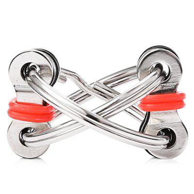 Chain Puzzle Focus Toy for Killing Time