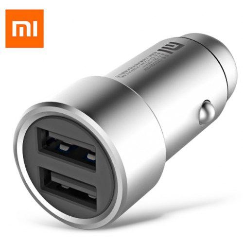 Car Charger Wireless Charging Single Port qc3.0 car Charger Mini Mushroom Head qc3.0 car Charger Color car Charger-Silver Car Electronics & Accessories