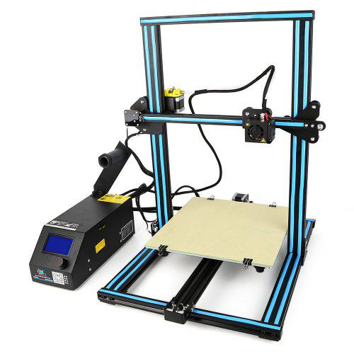 Creality3D CR - 10S 3D Printer - BLUE EU PLUG UPGRADED VERSION