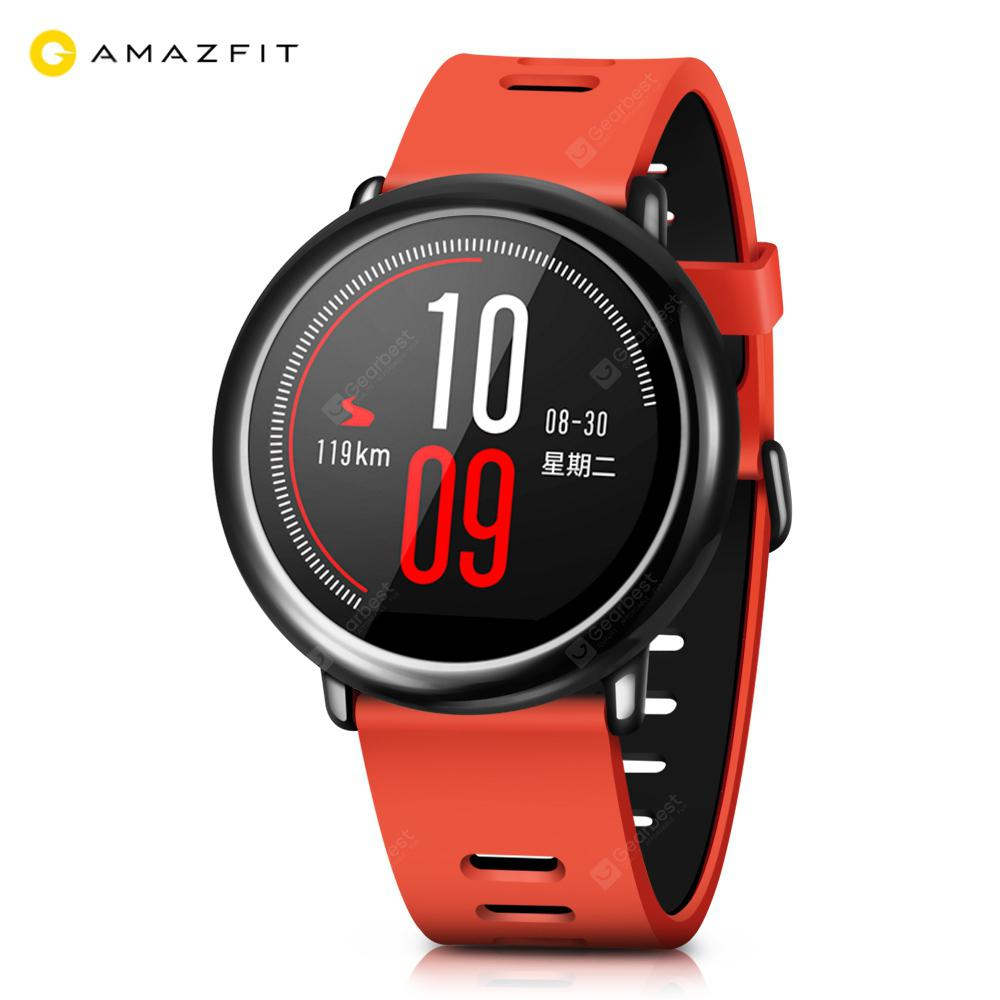 Xiaomi Amazfit Sports Bluetooth Smart Watch 16251 Free Shipping Huawei Stainless Steel With Link Band Us Warranty