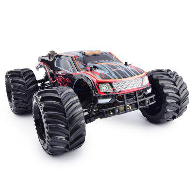 JLB 11101 CHEETACH 1:10 RC Coches de Monstruo Sin Escobillas RTR