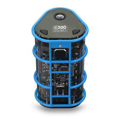 Refurbished Original WISMEC EXO SKELETON ES300 Box Mod