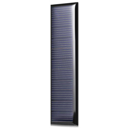 5.5V 60mA 100 x 28mm Silicon Polycrystalline Solar Panel