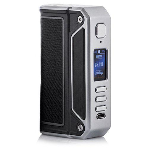 Original Lost Vape Therion DNA75C Box Mod with 1 - 75W / 200 - 600F for E  Cigarette