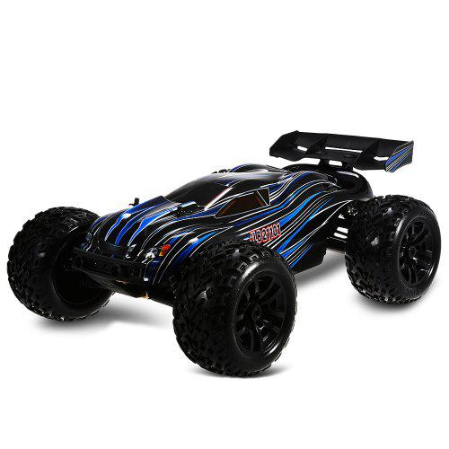 Gearbest JLB Racing 21101 1:10 4WD RC Off-road Truck - RTR - BLACK WITH HOBBYWING 120A ESC 80 - 100km/h Speed / 3670 2500KV Brushless Motor / Wheelie Function