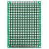 FR4 Dubbelzijdig PCB Printed Circuit Board 40PCS - GROEN