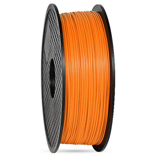1.75mm Orange 1 kg Spool Basics PETG 3D Printer Filament