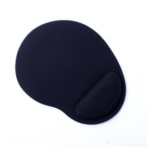 1 x Anti Slip Breathable Mouse Mat Pad With Rest Wrist Comfort for Laptop PC