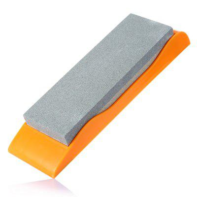 Knife Sharpening Stone Sharpener with Base