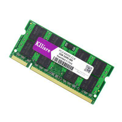 Kllisre PC2 - 6400S - CL6 Pamäť 2 GB DDR2 800 MHz