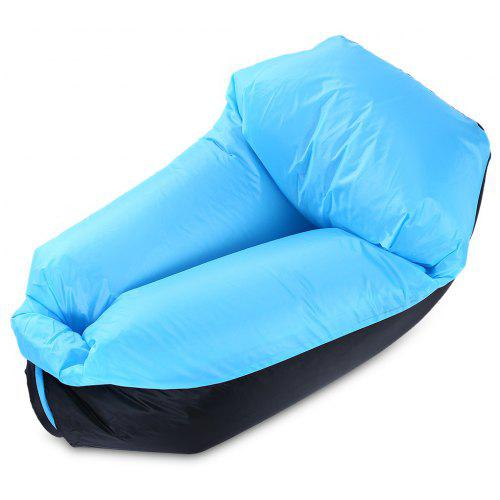 Sleeping Bags Fast Lazy Bag Beach Outdoor Camping Sleeping Folding Waterproof Portable Travel Inflatable Sofa Pocket Chair Air Strong Resistance To Heat And Hard Wearing Camping & Hiking
