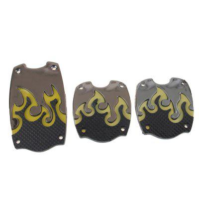 Car Non-slip Brake Clutch Gas Pedal Pad