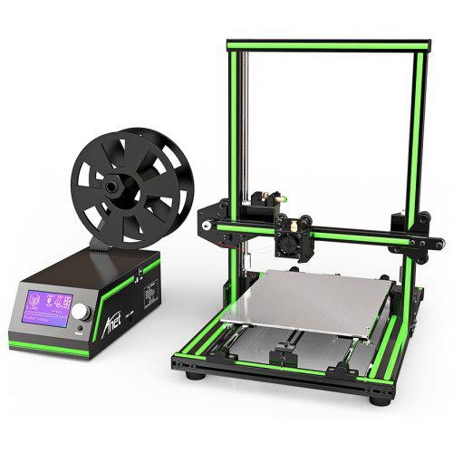 Anet E10 Aluminum Frame Multi-language 3D Printer DIY Kit