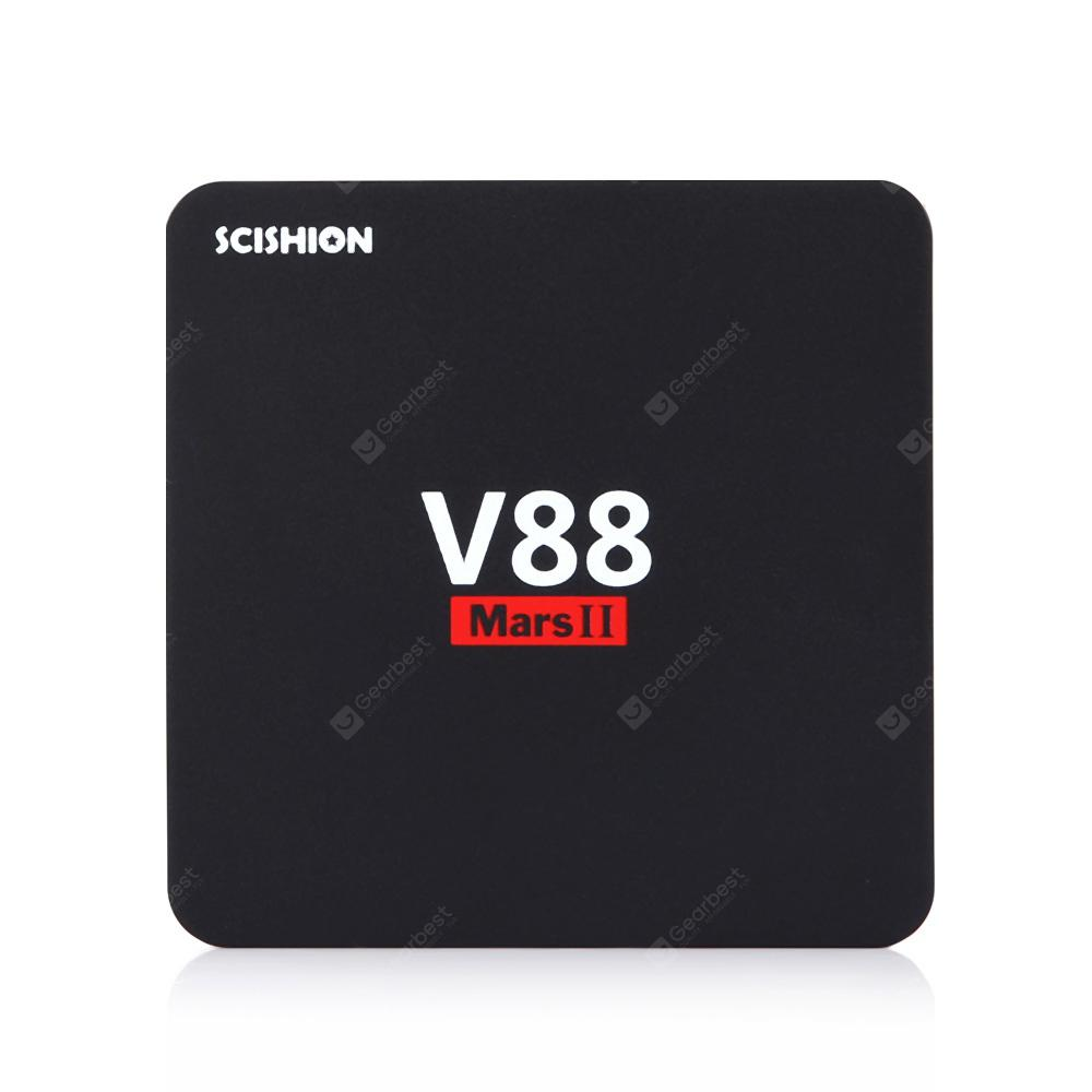 SCISHION V88 Mars II Smart TV Box