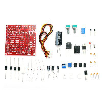 DC 0 - 30V 2mA - 3A Regulated Power Supply DIY Kit
