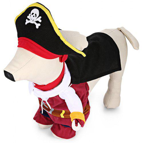 reputable site 6bf3e ae677 Viking Pet Dog Clothes Tee Costume with Hat