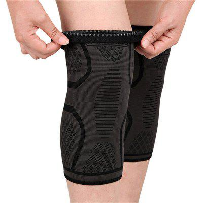 WOSAWE BC303 Elastic Anti-slip Sports Knee Support Guard