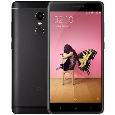 Refurbished Xiaomi Redmi Note 4X 4 G Smartphone Internationale Version