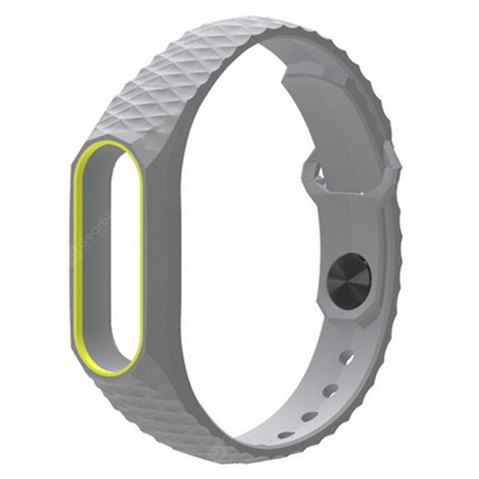 TPU, Anti-off, Armband für Xiaomi Mi Band 2