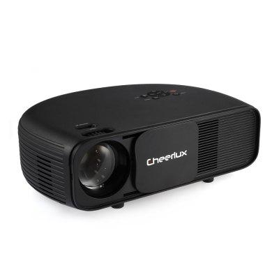 Refurbished Cheerlux CL760 3000 Lumens Lumens LCD Video Projector