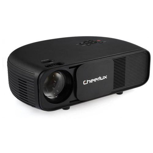 Cheerlux CL760 3000 Lumens Lumens LCD Video Projector