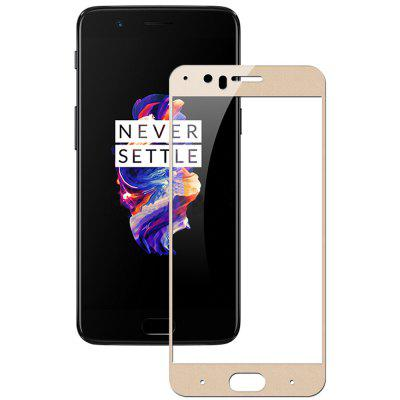 ASLING 2.5D Tempered Glass Full Screen Film for OnePlus 5