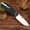 Ganzo F720 Tactical Folding Knife for Home / Outdoor Camping / Hiking / Adventure Activities - BLACK