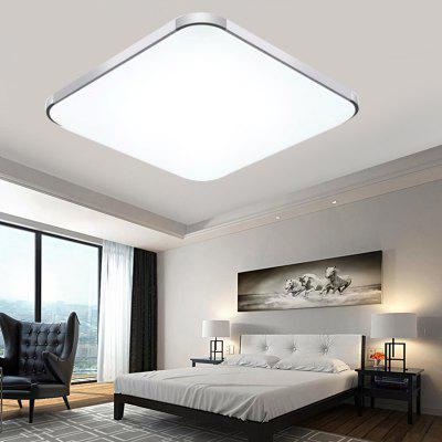Refurbished BRELONG Personalized Square LED Ceiling Light 180 - 240V
