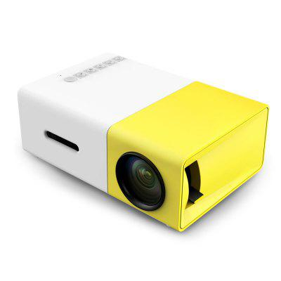 YG - 300 LCD-projector 320 x 240 Home Media Player