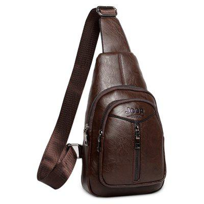 627 Men Fashion Durable Chest Bag