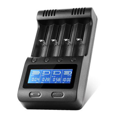 zanflare C4 Multifunctional Battery Charger