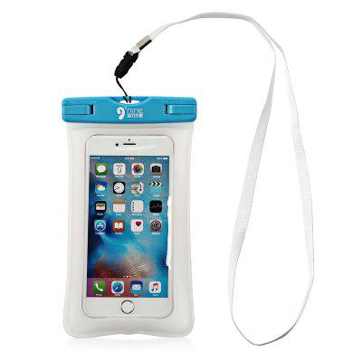 nine FS08 Shockproof Air Pouch Waterproof Mobile Phone Bag