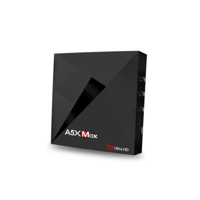 Refurbished A5X Max RK3328 TV Box