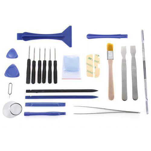 c5406a9187a9a7 23 in 1 Screwdriver Mobile Phone Repairing Tools Kit | Gearbest